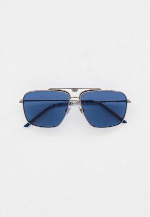 Очки солнцезащитные Dolce&Gabbana DG2264 04/80. Цвет: серебряный