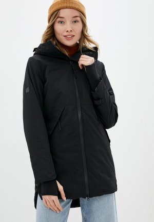 Куртка утепленная Bask KLIO. Цвет: черный