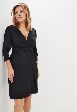 Платье Violeta by Mango - BACHATA. Цвет: черный