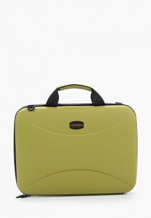 Чехол для ноутбука Fedon 1919 15.6. Цвет: зеленый