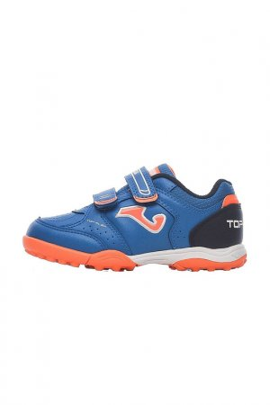 Бутсы TOP FLEX Joma. Цвет: синий