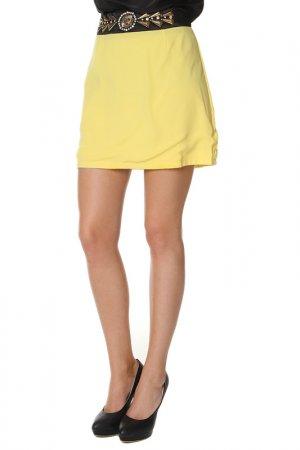 Юбка Acasta. Цвет: желтый