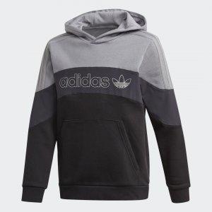 Худи BX-20 Originals adidas. Цвет: черный