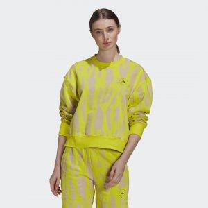 Джемпер by Stella McCartney adidas. Цвет: желтый