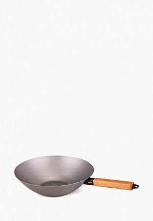 Сковорода Beka NOMAD, 20см. Цвет: серый