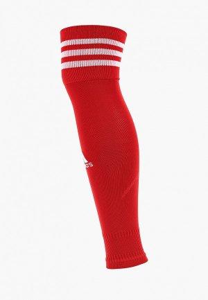 Гетры adidas TEAM SLEEVE 18. Цвет: красный