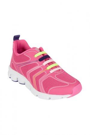 Обувь спортивная Bibi. Цвет: розовый, пурпуный