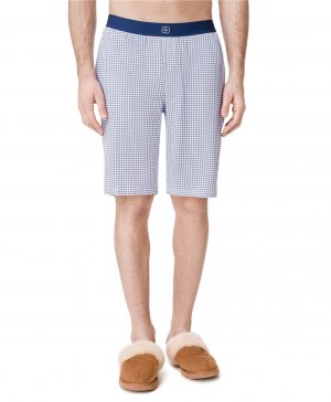 Пижамные шорты HENDERSON. Цвет: голубой