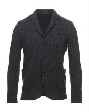 Пиджак WOOLRICH. Цвет: стальной серый