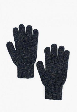 Перчатки Colins Colin's. Цвет: синий