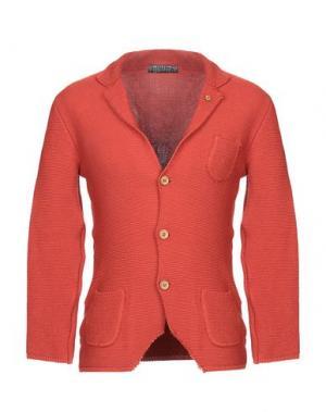 Пиджак OUTFIT. Цвет: ржаво-коричневый