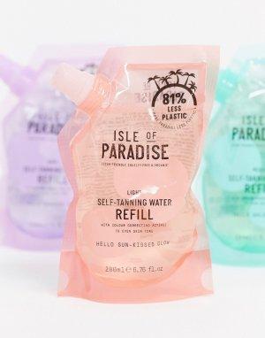Сменный пакет с водой-автозагаром 200 мл Isle of Paradise