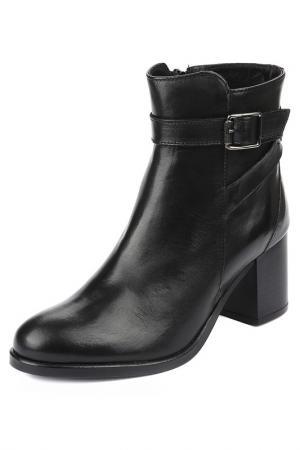 Ботинки Indiana. Цвет: black