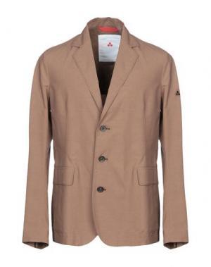 Пиджак PEUTEREY. Цвет: коричневый
