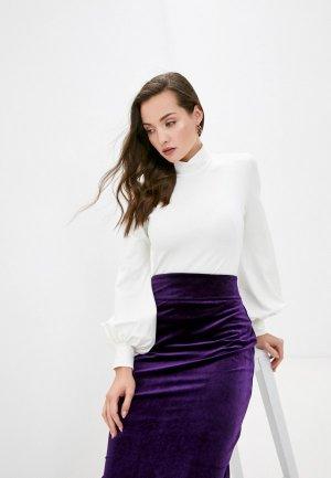 Блуза Alina Assi. Цвет: белый