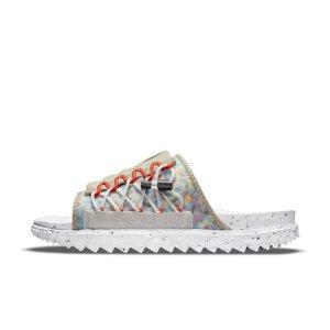 Мужские шлепанцы Asuna Crater - Коричневый Nike