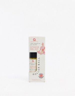 Шариковый аромабальзам антистресс 10 мл-Бесцветный Aroma Home