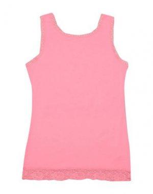 Футболка ELSY. Цвет: розовый