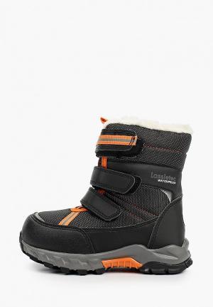 Ботинки Lassie Boulder. Цвет: черный
