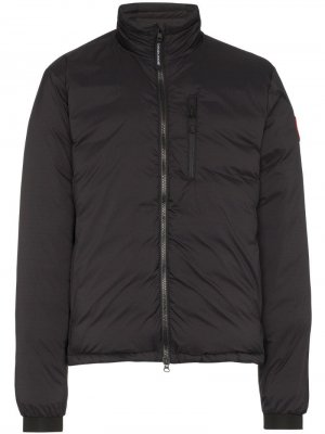 Стеганая куртка Lodge Canada Goose. Цвет: черный