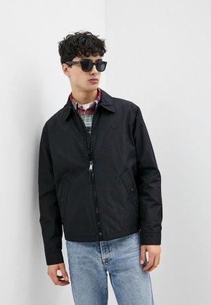 Куртка Polo Ralph Lauren. Цвет: черный