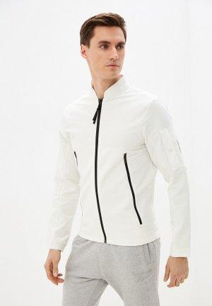 Куртка Reebok TS GRAPHENE EW BOMBER. Цвет: белый