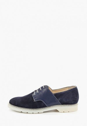 Ботинки Ralf Ringer. Цвет: синий