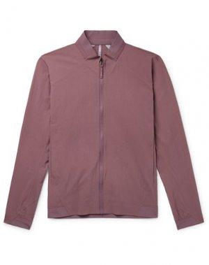 Куртка ARC'TERYX VEILANCE. Цвет: пастельно-розовый