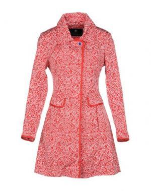 Пальто [C] STUDIO. Цвет: красный