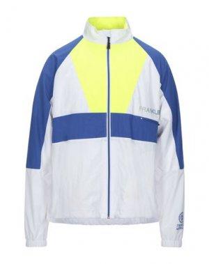 Куртка FRANKLIN & MARSHALL. Цвет: ярко-синий