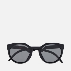 Солнцезащитные очки HSTN Oakley. Цвет: чёрный