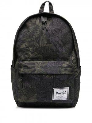 Рюкзак Classic XL с принтом Herschel Supply Co.. Цвет: зеленый