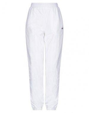 Повседневные брюки FILA. Цвет: белый