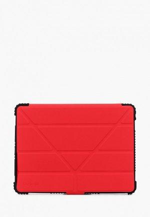 Чехол для iPad Capdase Противоударный, BUMPER FOLIO Flip Case Apple Air 10.5/iPad Pro 10.5. Цвет: красный