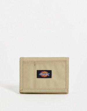 Бумажник цвета хаки Kentwood-Зеленый цвет Dickies