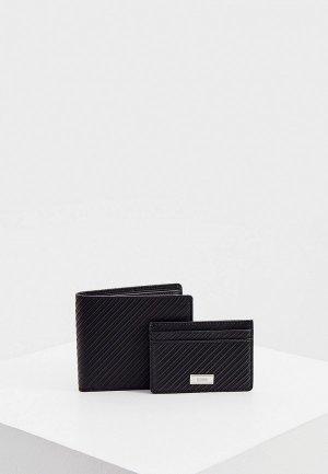 Кошелек и кредитница Boss GbB16FW_8 cc S card. Цвет: черный