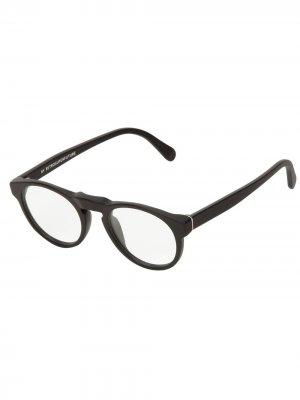 Оптические очки Paloma Retrosuperfuture. Цвет: черный