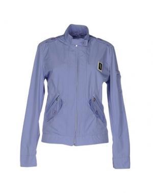 Куртка REFRIGUE. Цвет: сиреневый