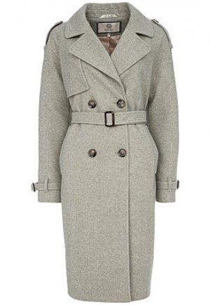 Двубортное пальто Electrastyle