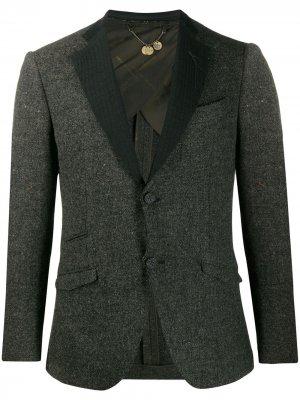 Пиджак Dustin Maurizio Miri. Цвет: серый