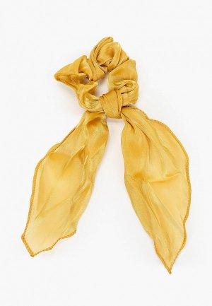 Резинка Bradex. Цвет: золотой