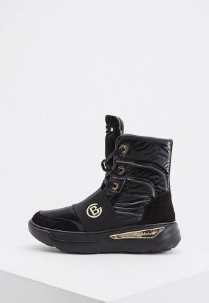 Ботинки Baldinini. Цвет: черный