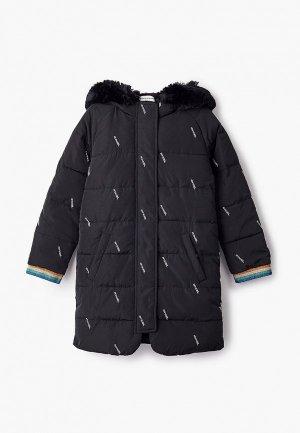 Куртка утепленная Sonia Rykiel. Цвет: черный