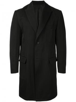 Удлиненный пиджак Kent & Curwen. Цвет: чёрный