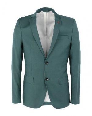 Пиджак LIU •JO MAN. Цвет: изумрудно-зеленый
