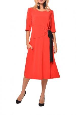 Платье Kata Binska. Цвет: красный