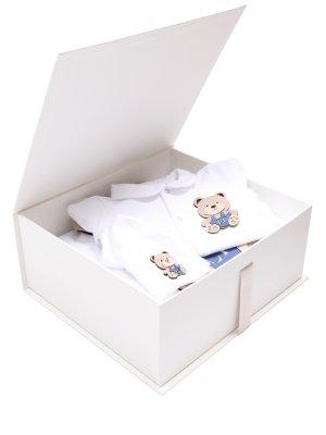 Комплект подарочный для мальчика LA PERLA