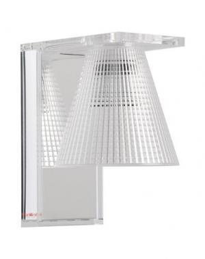 Настенная лампа KARTELL. Цвет: прозрачный