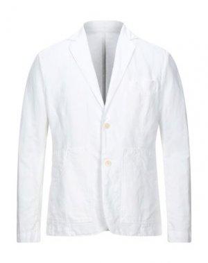 Пиджак AUTHENTIC ORIGINAL VINTAGE STYLE. Цвет: белый