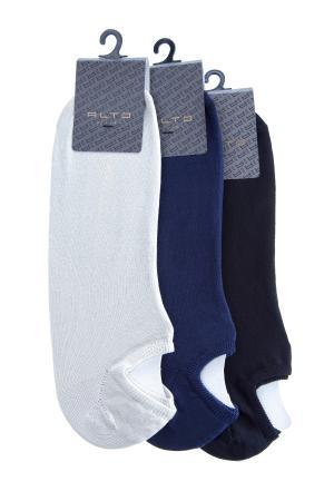 Комплект носков ALTO MILANO. Цвет: none